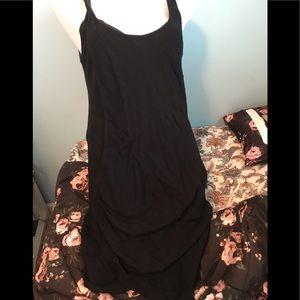 NEW Helmut Lang Black Dress